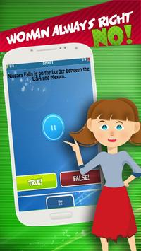 True Or False Quiz apk screenshot
