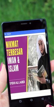 Kumpulan Ceramah Syekh Ali Jaber screenshot 1