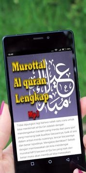 Murottal Al Quran Mp3 Lengkap poster