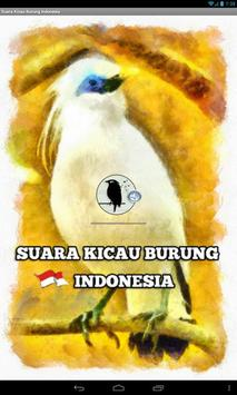 Chirping Birds of Indonesia poster