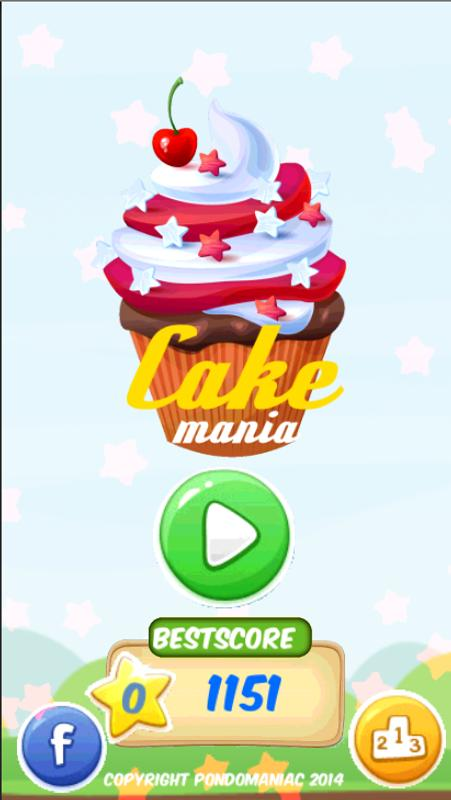 Download Free Cake Mania Game For Android