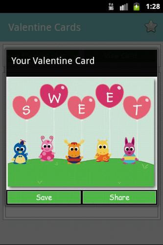 Как открытки на андроид