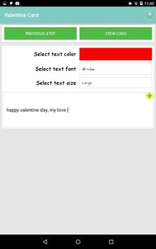 Valentine Cards apk screenshot