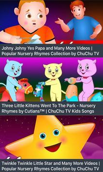 Nursery Rhymes For Kids screenshot 1
