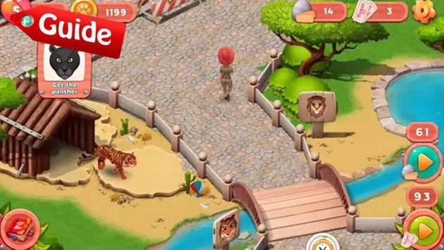 Family Zoo: The Story (giude) apk screenshot