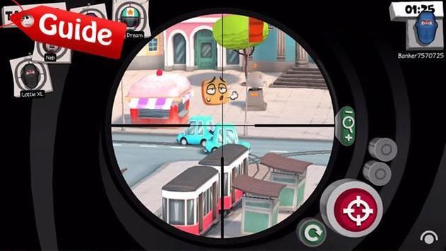Snipers vs Thieves (giude) apk screenshot