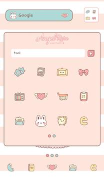 angel ruru dodol theme apk screenshot