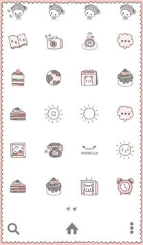 anna bella cake dodol theme screenshot 2