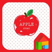 apple story dodol theme icon