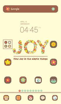 be joyful dodol theme poster