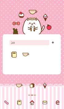 Como's table dodol theme screenshot 1
