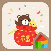 fortune pocket dodol theme icon
