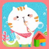 Bubble Coco dodol theme icon