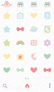 ko kid crayon dodol theme screenshot 2