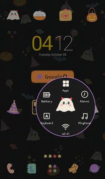 happy halloween 도돌런처 테마 screenshot 3