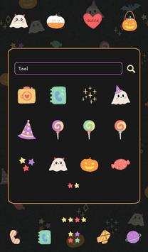happy halloween 도돌런처 테마 screenshot 1