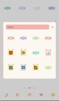 little piggies dodol theme screenshot 2