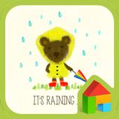its rainy day dodol theme icon