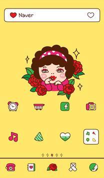 Aunt Okbun dodol theme poster