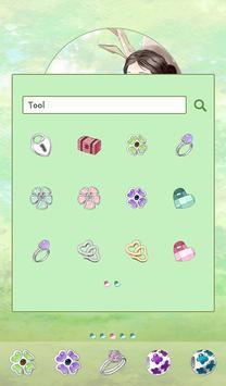 to girls (pandora) dodol theme screenshot 1