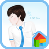 Lovelygirl tender boy dodol icon