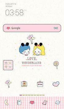 love wonder land dodol theme poster