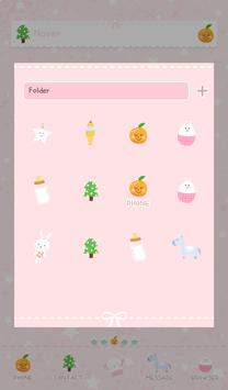 Be quiet Dodol Theme apk screenshot