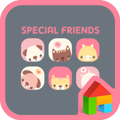 special animal friends dodol icon