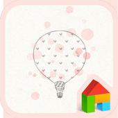 petite balloon 도돌런처 테마 icon
