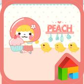 피치피치(아장아장) 도돌런처 테마 icon