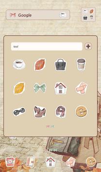 피피노트(트렌치코트) 도돌런처 테마 screenshot 1