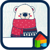 puchi(크리스마스) 도돌런처 테마 icon