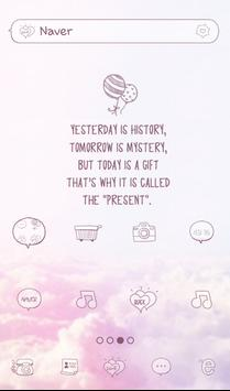 today is gift dodol theme poster
