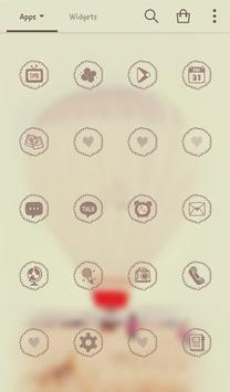 take me to neverland 도돌런처 테마 apk screenshot
