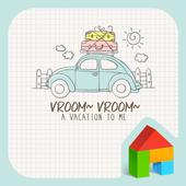 Journey to me dodol theme icon