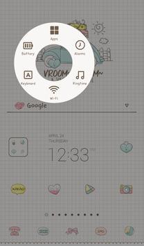 Journey to me dodol theme screenshot 3