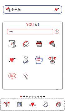 you and i dodol theme screenshot 1