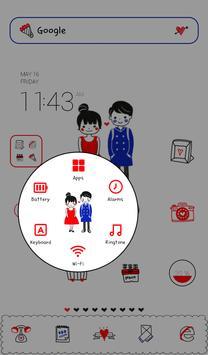you and i dodol theme screenshot 2