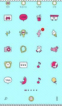 yozo(sorry) dodol theme screenshot 2