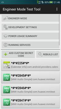 Development Settings screenshot 14