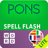 PONS SpellFlash Lite icon