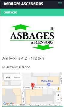asbages ascensors apk screenshot