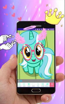 Photo effects editor :Little Pony New poster
