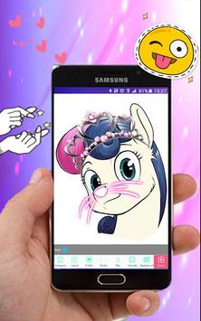 Photo effects editor :Little Pony New screenshot 2