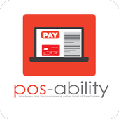 Pos-ability barcodes scanner icon