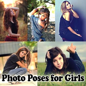Photo Poses idea For Girls HD poster