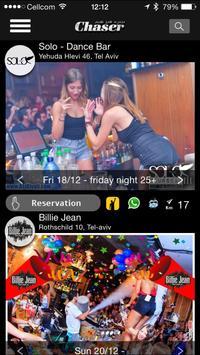 Chaser - world wild nightlife screenshot 1