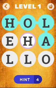 Spanglish : Word Search poster