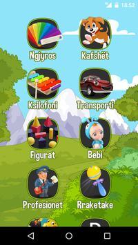 Lojëra për Fëmijë SHQIP poster