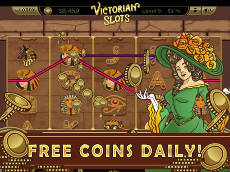 Victorian Slots screenshot 6